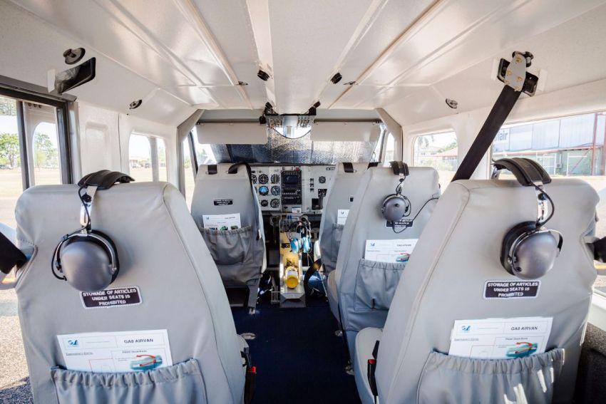 Gippsaero Ga8 Airvan Aviair